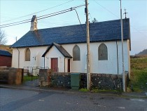 Bunessan Parish Church Courtesy of Dr Sue Reed