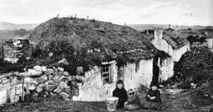 A late 19thC blackhouse