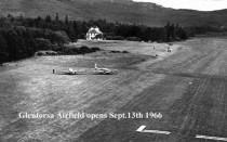 Glenforsa Airfield opens Sept. 13th 1966 Courtesy of David Howwit